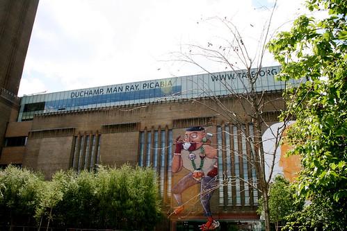 Tagged Tate Modern