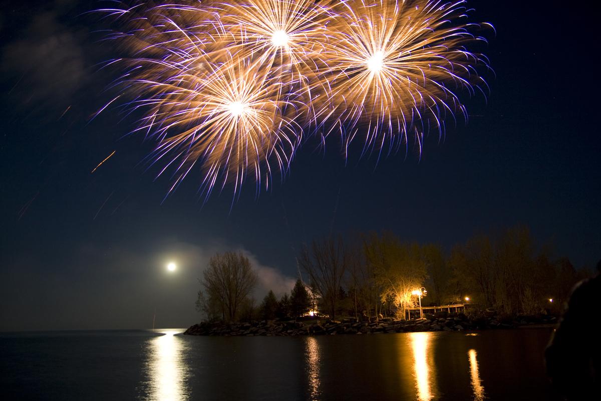 Firework Sunday May   Kitchener