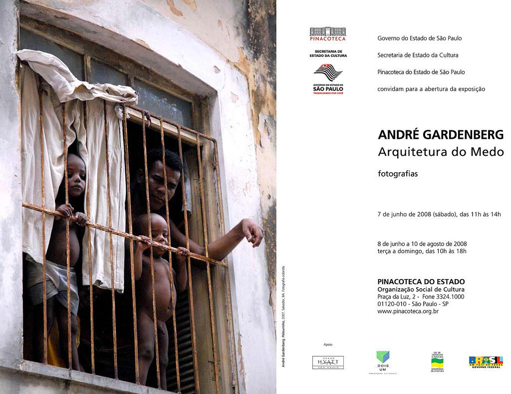 Convite / Exposição São Paulo