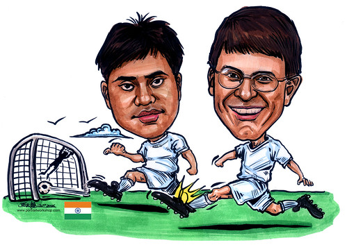 caricatures_Microsoft_India_A4