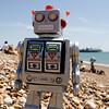 Robot Beach 3