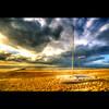 Let's GO ! (Dimitri Depaepe) Tags: sea sun storm beach rain clouds boat sand wind chapeau hdr themoulinrouge manykisses infinestyle thegardenofzen multimegashot poseidonsdance
