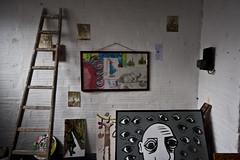 espacio de arte (fabricadesombreros) Tags: españa sevilla andalucia espaa espaciosabril09