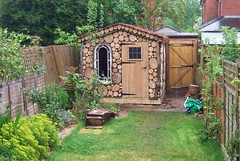 Shed Nearly Complete