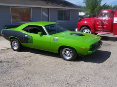 This Spells Perfection (blondygirl) Tags: plymouth mopar barracuda melville plymouthbarracuda cuda340 rollingthundercruisers