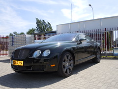 Bentley Continental GT (Willempie46) Tags: auto cars car speed spur flying continental gt supercar bentley supersports mulsanne
