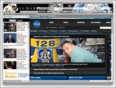 NASA Browser Theme