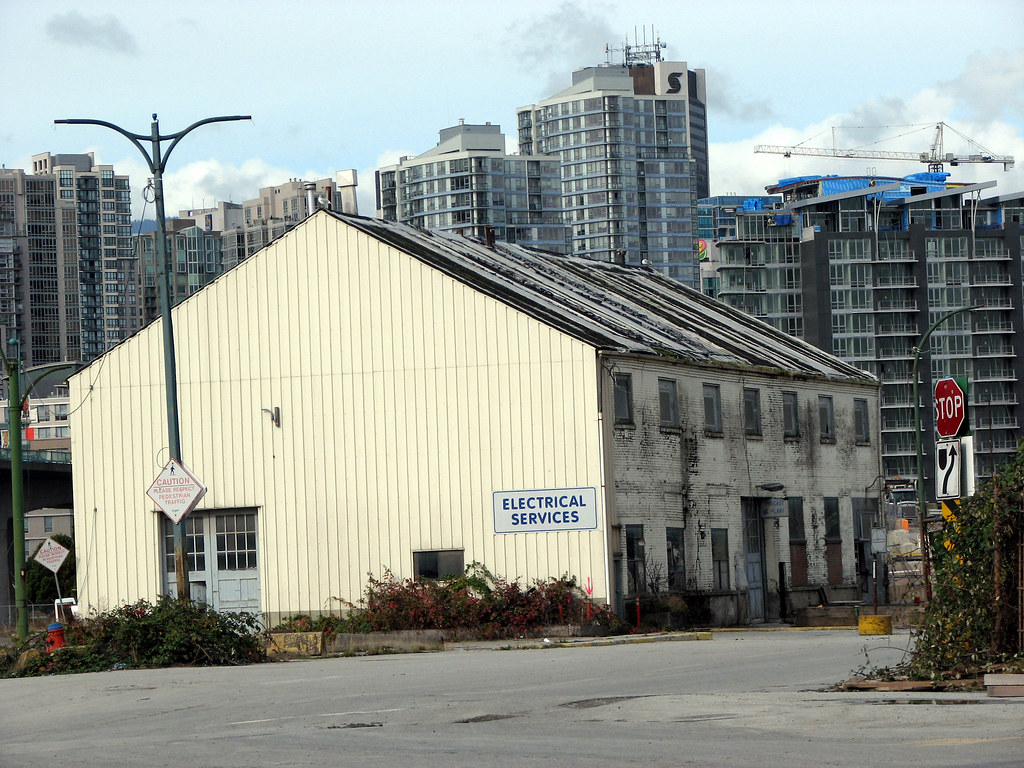 Wilkinson Steel Building - 1949