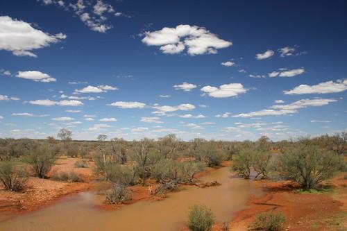 The Australian Outback. November 2007.