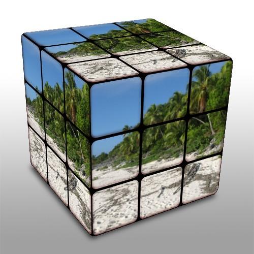 rubik cube beautemps