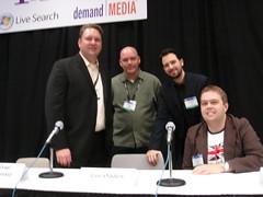 Blogger Reporter Panel