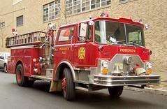 Hoboken, NJ - Reserve Engine 3 (tom_hoboken) Tags: newjersey nj fireengine hoboken pumper hudsoncounty engine3 enginecompany pumpertruck reserveengine