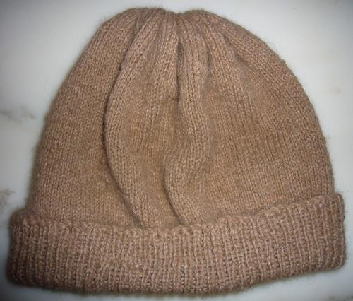 Hat for Granddaddy