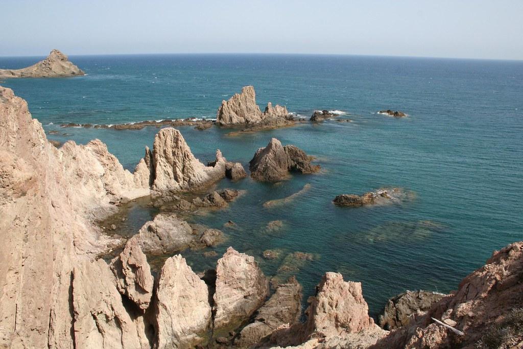 Bahía de las Sirenas. Cabo de Gata, Almería