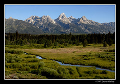 Blacktail Overlook - DRI (James Neeley) Tags: mountains landscape grandtetons tetons dri jamesneeley