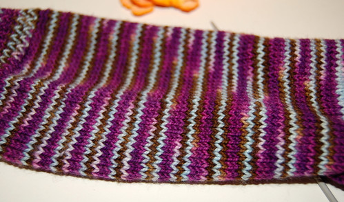 Closeup for Scoutj sock