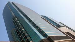 Hong Kong - Harbour City (cnmark) Tags: world road city building architecture modern buildings geotagged hongkong harbour centre hong kong  sha  kowloon gebude tsimshatsui canton tsim tsui finance harbourcity blueribbonwinner allrightsreserved platinumphoto worldfinancecentre geo:lon=11416739 geo:lat=22299202