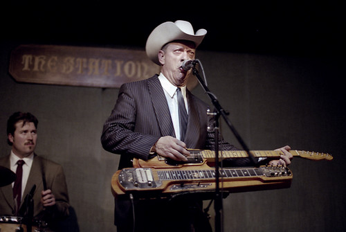 Junior Brown at The Station Inn - Fuji Natura 1600