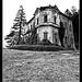Villa De Vecchi bw