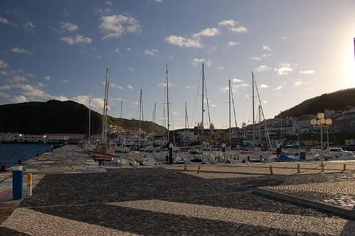 Marina-Horta-Faial-Açores