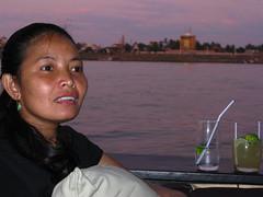 . (hn.) Tags: show sunset copyright food water glass bar sunrise river dawn restaurant glasses evening abend asia asien cambodge cambodia heiconeumeyer kambodscha seasia soasien southeastasia südostasien wasser khmer sonnenuntergang riverside drink dusk beverage straw cocktail phnompenh dämmerung fluss sonnenaufgang glas pontoon caipirinha lemonjuice gastronomie gastronomy sisowathquay sisowathroad tonlesap abendrot gläser getränk copyrighted lebensmittel strohhalm tonlesapriver sisowath zitronensaft tp0708