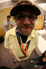 DaveO at SXSW08 by Bre Pettis