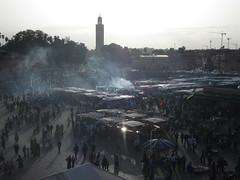 Place Jamaa el Fna, Marrakech (sawaddeedave) Tags: el morocco marrakech fna jamaa