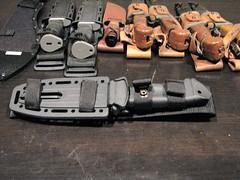 Gerber LMF II Unpacked (mrbill) Tags: emerson cut knife sharp blade knives sharpen gerber ak47 bayonet sheath kabar lmf lmfii