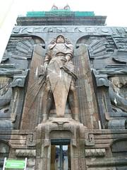Vlkerschlachtdenkmal, Leipzig, Germany. (Reiner Barczinski - thiopien Ethiopia Etiopia) Tags: monument germany deutschland michael january battle leipzig 2008 archangel nations vlkerschlachtdenkmal 1813 saksa