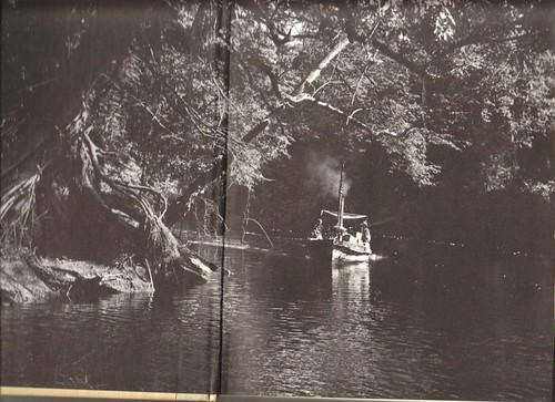 making African Queen Ruiki River