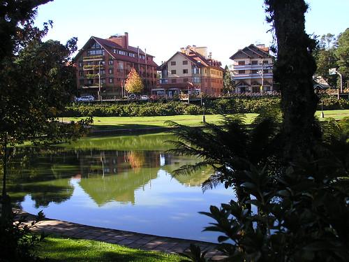 Lago Joaquina Rita Bier - Gramado