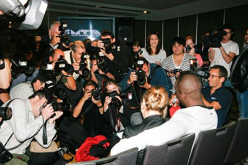 MTV Australia Awards 2008 Media Call