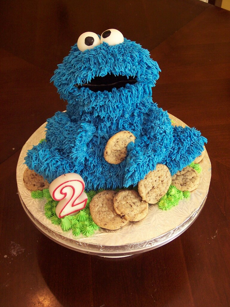 COOKIE MONSTER CAKES. MONSTER CAKES - BUY RICE COOKERS