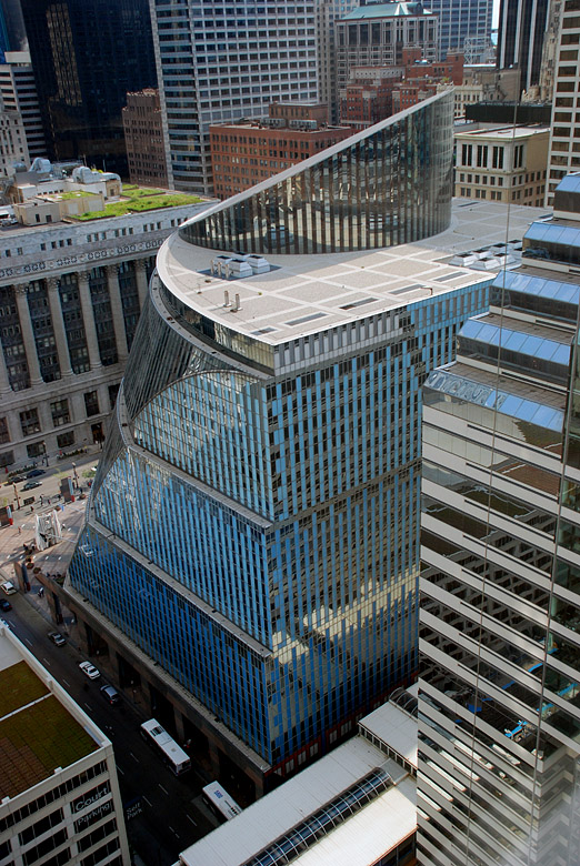 Chicago Modern Architecture new york city has better architecture than chicago. (place, cons