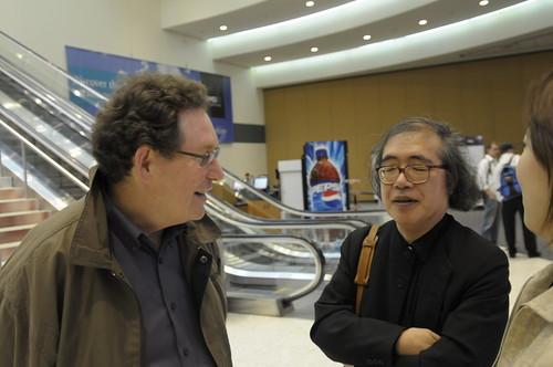 Mark Hapner and Fujio Maruyama, JavaOne 2008