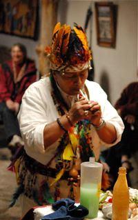 zuleta-shamana