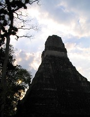Mysterious Temple (zoniedude1) Tags: travel archaeology temple rainforest guatemala culture adventure mayanruins jungle tikal tropical centralamerica peten templeofthejaguar zoniedude1 mayabiospherereserve elmundomaya
