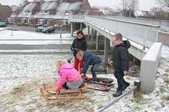 Winter pret in Lelystad