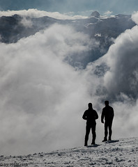 JQ7A5263_LR_03_1965fsa (1965f.rank) Tags: berge wolken clouds mountain gleitschirmfliegen österreich bezau paragliding austria wind schnee snow