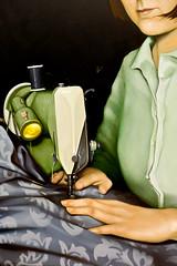 Ahren Hertel (laurenlemon) Tags: art painting canvas oil ahrenhertel canoneos5dmarkii laurenrandolph laurenlemon