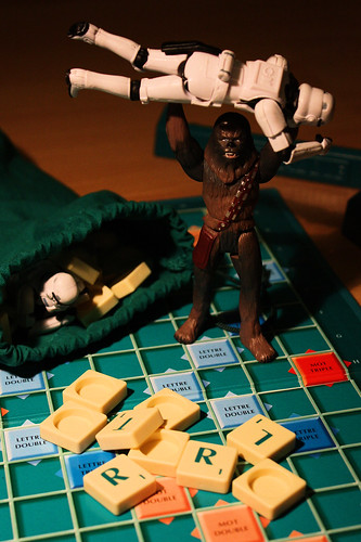 No, really, we should have let the Wookiee win