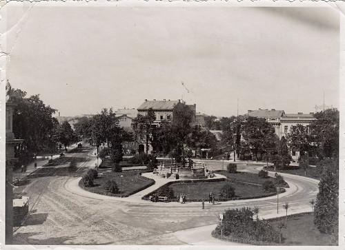 Luisenplatz. Potsdam, Germany. 1880s-1900s?