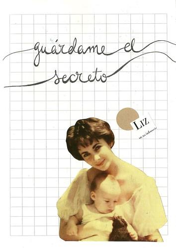 Guardame el secreto, Liz by willy ollero*