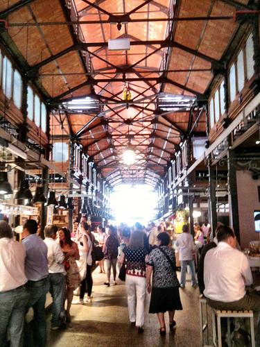<span>madrid</span>Mercado de san miguel<br><br><p class='tag'>tag:<br/>luoghi | viaggio | madrid | cibo | </p>
