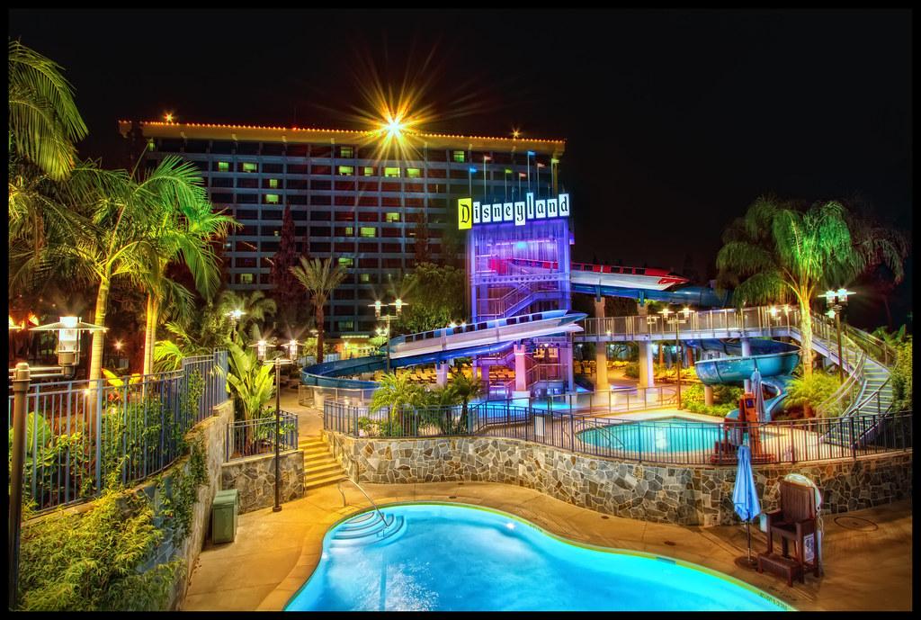 New Vintage at Disneyland Hotel (Explore)