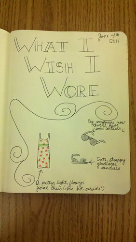 30 Day Journal Challenge (2011) - Prompt 4 by kaylasoukie