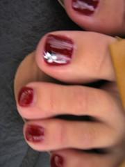 long finger-toes... (mollyberry) Tags: beach fun puertorico booyah