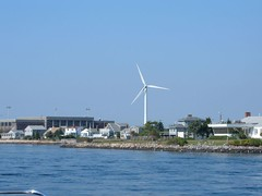 Massachusetts Maritime Academy Windmill