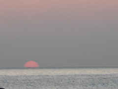 So strange (francesca.mazzucato) Tags: sea sunrise beloved