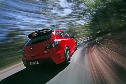 Фото новой Mazda 3